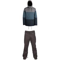 Ride Hawthorne Jacket + Madrona Pants