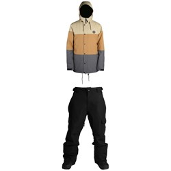 Ride Hawthorne Jacket + Phinney Insulated Pants
