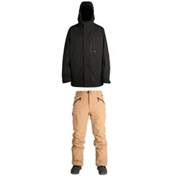 Ride Georgetown Insulated Jacket ​+ Yesler Pant