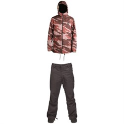 Ride Hawthorne Reversible Jacket + Ride Madrona Pants