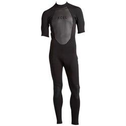 XCEL Axis 2mm Short Sleeve Fullsuit