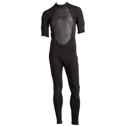 XCEL Axis 2mm Short Sleeve Fullsuit
