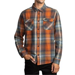 RVCA Muir Flannel Long-Sleeve Shirt
