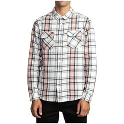 RVCA Avett Flannel Long-Sleeve Shirt