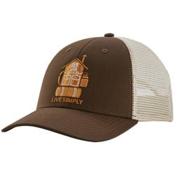 Patagonia Live Simply Home LoPro Trucker Hat