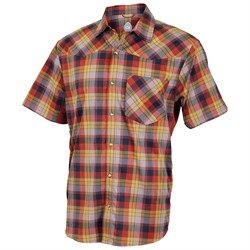 Club Ride New West Short Sleeve Snap Down Jersey