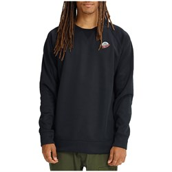 Burton Crown Bonded Crew Sweatshirt