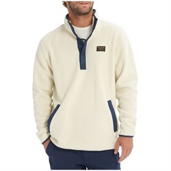 Burton Hearth Pull-Over Fleece Sweater