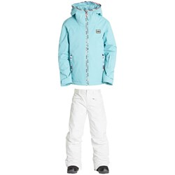 Billabong Sula Jacket - Girls' ​+ Billabong Alue Pants - Girls'
