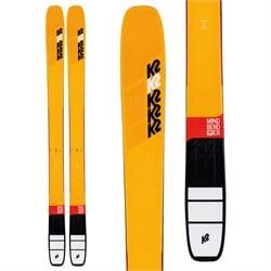 K2 Mindbender 108Ti Skis
