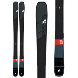K2 Mindbender 99Ti Skis  - Used