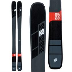 K2 Mindbender 90Ti Skis 2020