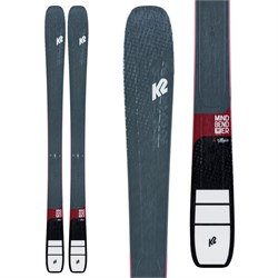 K2 Mindbender 98Ti Alliance Skis - Women's 2020