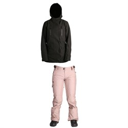 Ride Ravenna Shell Jacket ​+ Ride Roxhill Pants - Women's