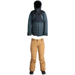 Ride Marion Jacket ​+ Ride Roxhill Pants - Women's