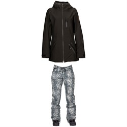 Nikita Hollyhock Jacket ​+ Nikita Cedar Pants - Women's