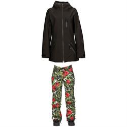 Nikita Hollyhock Jacket + Nikita Cedar Pants - Women's