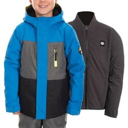 686 Smarty 3-in-1 Insulated Jacket - Big Boys'