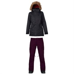 Burton Hazel Jacket ​+ Gloria Pants - Women's