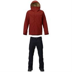 Burton Hilltop Jacket + Greenlight Pants