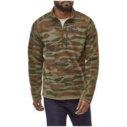 Patagonia Better Sweater® 1/4 Zip Fleece