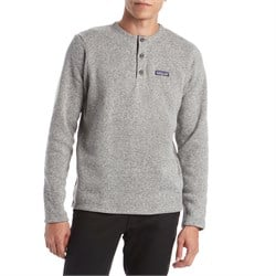Patagonia Better Sweater® Henley Pullover Fleece