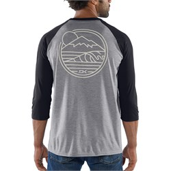 Dakine Well Rounded 3​/4 Raglan Tech Tee