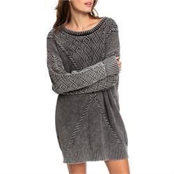 Roxy Snow Day Sweater Dress - Women's