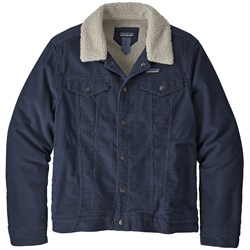 Patagonia Pile Lined Trucker Jacket