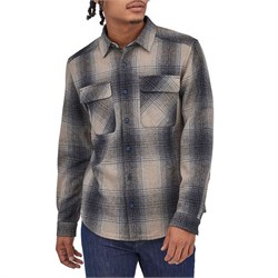 Patagonia Long-Sleeved Recycled Wool Shirt
