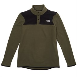 The North Face TKA Glacier Snap-Neck Pullover - Women's