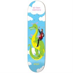 Enjoi Raemers Giddy Up 8.25 Skateboard Deck