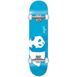 Enjoi Blue Panda Soft Wheel 8.0 Skateboard Complete