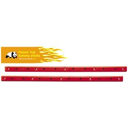 Enjoi Flamin' Hot Tummy Sticks Skateboard Rails