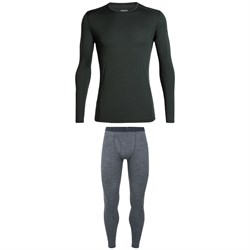 Icebreaker 200 Oasis Long Sleeve Crew ​+ Leggings