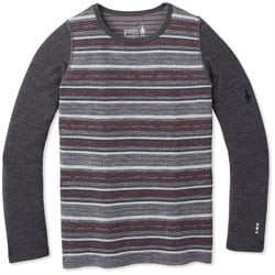 Smartwool Merino 250 Baselayer Pattern Crew - Big Kids'