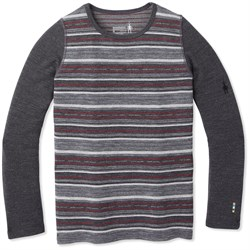 Smartwool Merino 250 Baselayer Pattern Crew Top - Kids'