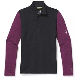 Smartwool Merino 250 Baselayer Pattern Zip T - Boys'