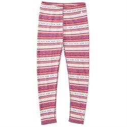 Smartwool Merino 250 Baselayer Pattern Bottoms - Girls'