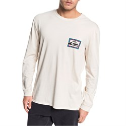 Quiksilver Tasty Vibes Long-Sleeve T-Shirt