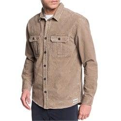 Quiksilver Sara Toga Long-Sleeve Shirt