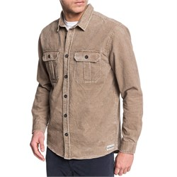 Quiksilver Sara Toga Long-Sleeve Shirt