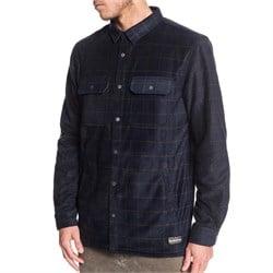 Quiksilver Surf Days Fleece Flannel Shirt