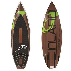 Inland Surfer Green Room Wakesurf Board 2019