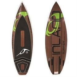 Inland Surfer Green Room Wakesurf Board 2019