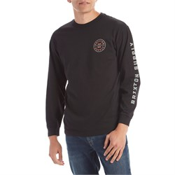 Brixton Oath IV Long-Sleeve T-Shirt