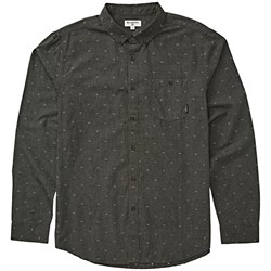 Billabong All Day Jacquard Long-Sleeve Shirt