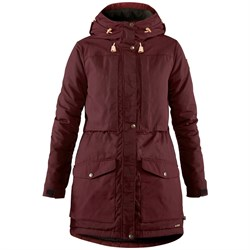 Fjallraven Singi Wool Padded Parka - Women's