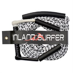 Inland Surfer Ghost Leatherman 27 ft Surf Rope