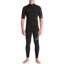Quiksilver 2/2 Syncro Back Zip Short Sleeve Fullsuit